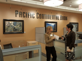 Pacific Contentental Bank