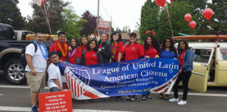 LULAC group photo